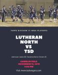 Lutheran North vs. Rangers